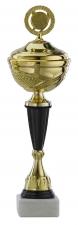 Sportbeker|Bokaal A1088 goud met zwart accent (serie van 6)