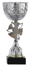 Sportbeker|Bokaal A1099 zilver met goud accent (serie van 6)