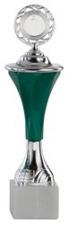 A1007 Standaard met groen accent (serie van 6)