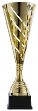 Trofee|Wisselbeker A5004 metaal goud (serie van 3)