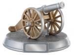 Beeld|Trofee C141 kanon/topschutter