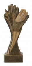Beeld|Trofee C159 Keeperhandschoen goud