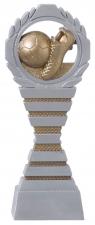 Beeldje|Trofee voetbal C820 met voetbalschoen (serie van 3)
