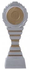 Beeldje|Trofee neutraal C831 met sportafbeelding (serie van 3)