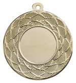 E4001 Medaille goud/zilver/brons (50mm)