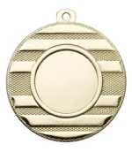 Medaille E4010 goud/zilver/brons (50mm)