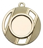 E257 Medaille goud/zilver/brons (50mm)