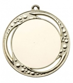 Grote Medaille E6003 goud/zilver/brons (70mm)