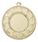 Medaille E4013 goud/zilver/brons (50mm)