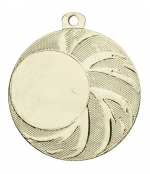 Medaille E3001 goud/zilver/brons (45mm)