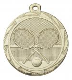 Tennis Medaille E3008 goud/zilver/brons (45mm)