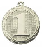 Medailles E3013  1ste - 2de - 3de prijs goud/zilver/brons (45mm)