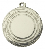 Medaille E3016 goud/zilver/brons (45mm)