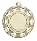 Medaille E4002 goud/zilver/brons (50mm)