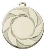 Medaille E4017 goud/zilver/brons (50mm)