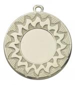 Medaille zon E4019 goud/zilver/brons (50mm)