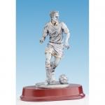 Sportbeeld|Trofee Q18 voetballer zilver en goud