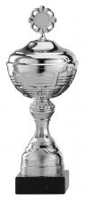 Sportbeker|Bokaal A1019 zilverkleur (serie van 6)