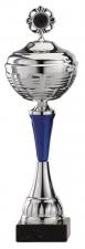 S482 Beker met blauw accent (serie van 6)