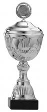 Sportbeker|Bokaal A1054 zilverkleur (serie van 6)