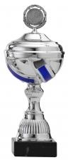 Sportbeker|Bokaal A1056 met blauw accent (serie van 6)