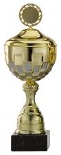 Sportbeker|Bokaal A4004 goud met zilver accent (serie van 12)