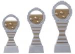 Beeldje|Trofee biljart C825 (serie van 3)