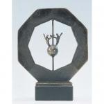 """Bronzen beeld MA299 """"perspectief"""""""