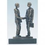 """Bronzen beeld MA307 """"vertegenwoordiger"""""""
