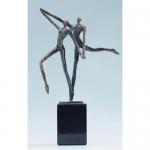 """Bronzen beeld MA325  """"uitstraling"""""""