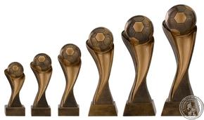 C156 Gietwerk Voetbal goud (serie van 6)
