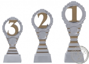 Beeldje|Trofee 1-2-3 C833 (serie van 3)