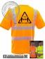 T-shirt corona 1.5 meter